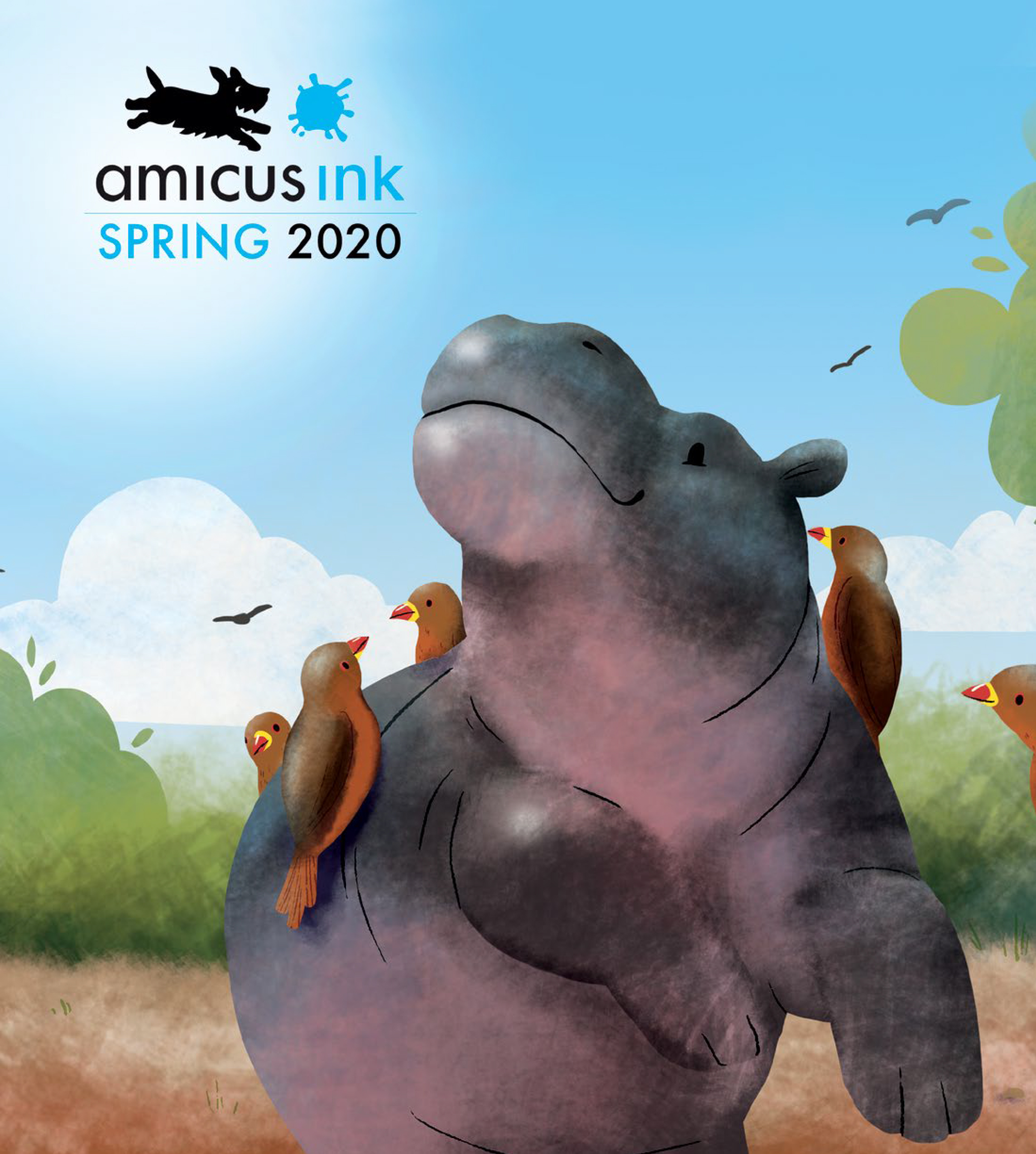 Spring 2020 Amicus Ink Retail Catalog