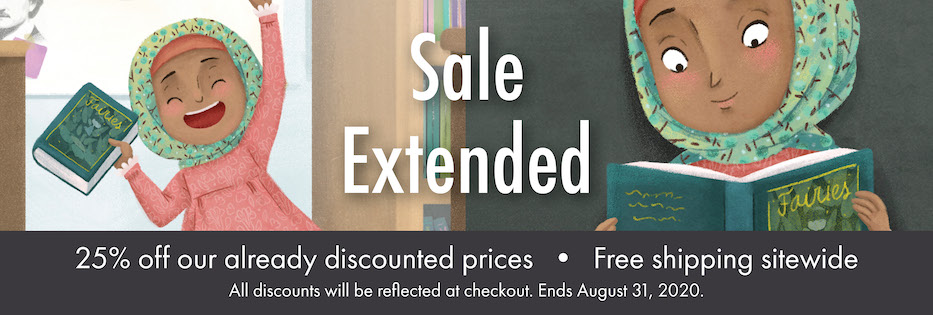 Sale Extended | 25% off our already discounted prices | Free shipping sitewide | All discounts will be reflected at checkout. Ends August 31, 2020