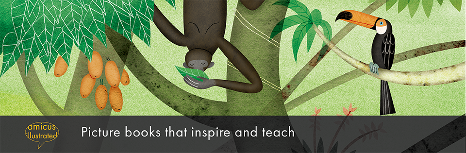 amicus illustrated. Picture books that inspire and teach