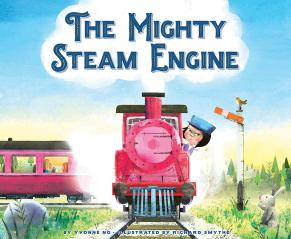 The Mighty Steam Engine