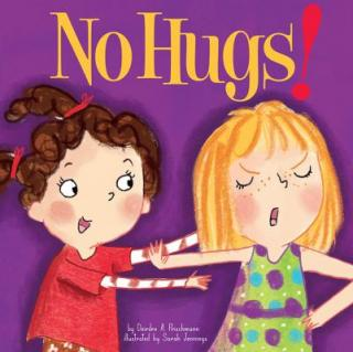 No Hugs!  Book cover image