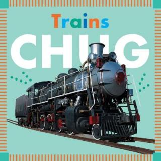 Trains Chug cover