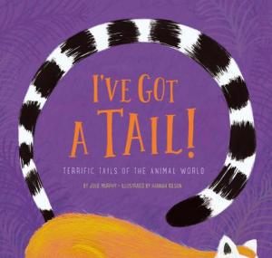 I've Got a Tail - book cover image