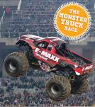The Monster Truck Race