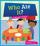 Who Ate It? A Book about Pronouns