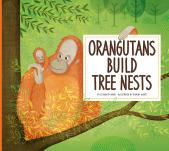 Orangutans Build Tree Nests